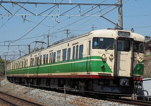 しなの鉄道115系@滋野'18.4.21-4