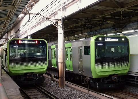 E235系@上野'18.4.23