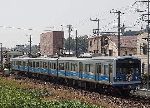 伊豆箱根鉄道5000系@飯田岡'18.5.27