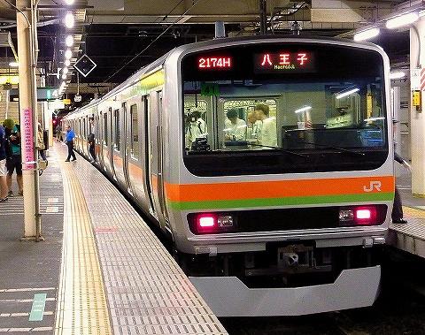 E231系@川越'18.6.2