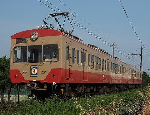 近江鉄道800系@スクリーン'18.6.26