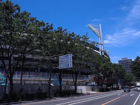 横浜スタジアム'18.6.30