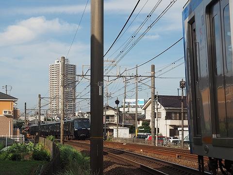 相鉄20000系@鶴ヶ峰'18.7.3