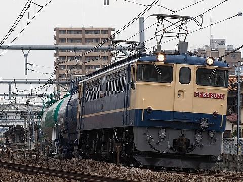 EF65-2070@宮原'18.7.7