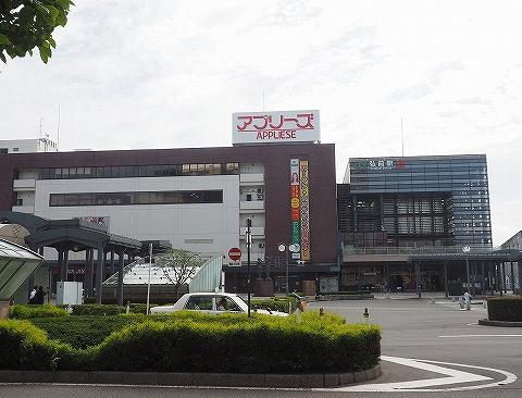 弘前駅舎'18.7.28