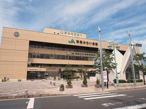 平賀駅舎'18.7.28