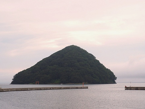 裸島@浅虫温泉'18.7.28