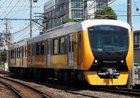 静岡鉄道A-3000形@春日町'18.8.18