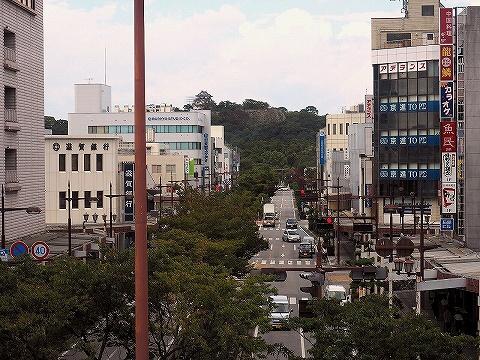 彦根駅前'18.8.31