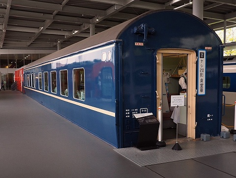 ナシ20形@京都鉄道博物館'18.9.1