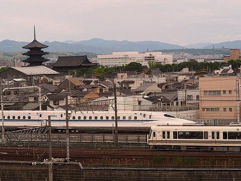 N700系&221系@京都鉄道博物館'18.9.1