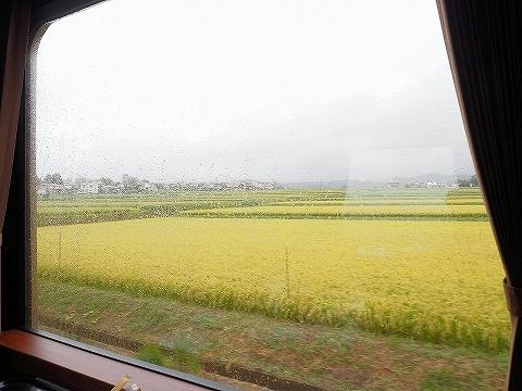 車窓@磐越西線'18.9.8