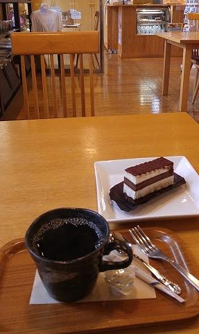 コーヒー&ケーキ@下吉田倶楽部'18.9.15