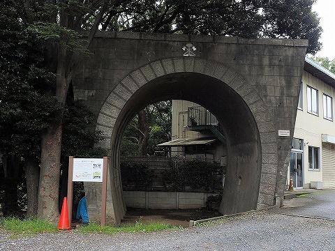演習用トンネル@千葉公園'18.9.29