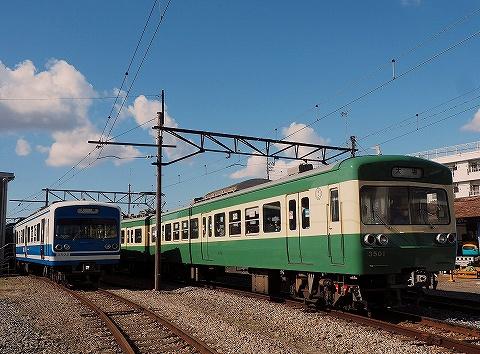 伊豆箱根鉄道3000系@いずはこねふれあいフェスタ'18.11.23
