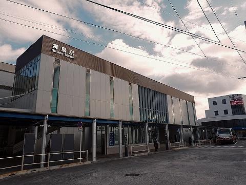 拝島駅舎'18.11.29