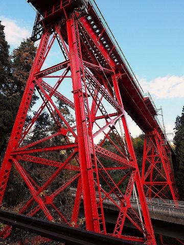 軍畑鉄橋'18.11.29