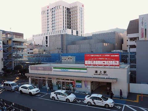 浦上駅舎'18.12.15