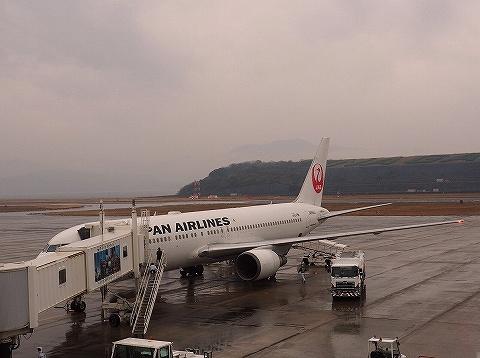 JLBoeing767-300@長崎空港'18.12.16