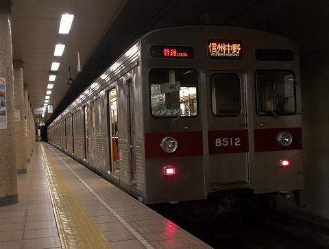 長野電鉄8512@長野'19.6.1