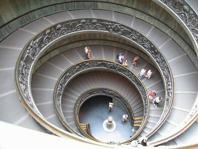 Spiral_vaticanmuseum