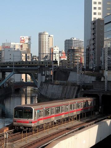 東京メトロ02系@御茶ノ水'20.3.21