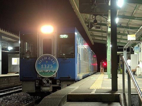 快速HIGH RAIL星空号@野辺山'19.7.20