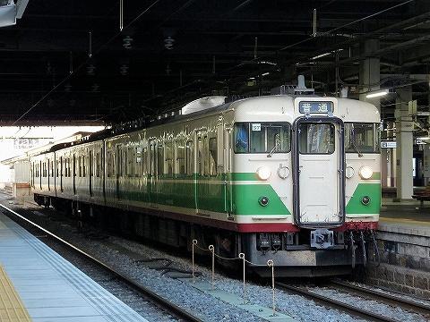 しなの鉄道115系@長野'19.11.23