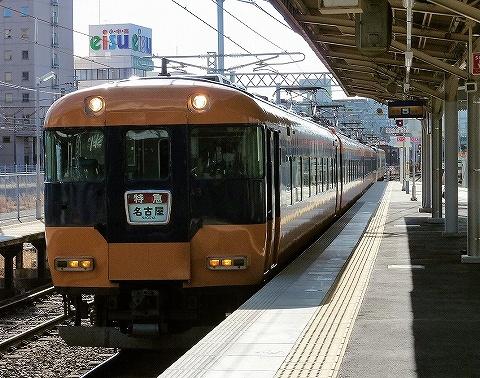 近鉄12200系@桑名'20.1.31