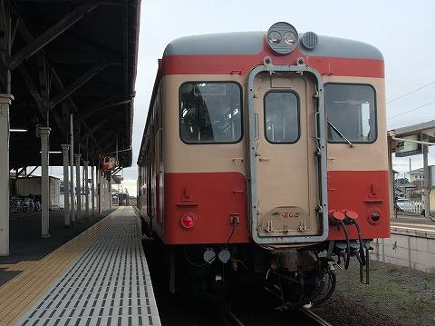 ひたちなか海浜鉄道キハ205@那珂湊'20.10.11