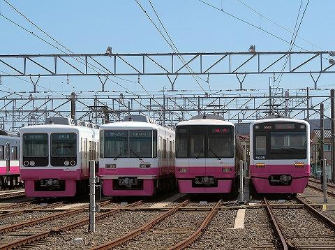 車両展示@新京成サンクスフェスタ'19.10.5