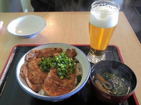豚味噌丼@有隣'20.2.2