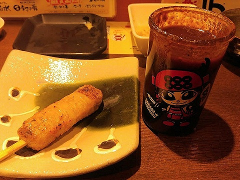 美味だれ焼き鳥@やきとり番長上田駅ナカ店'20.10.16