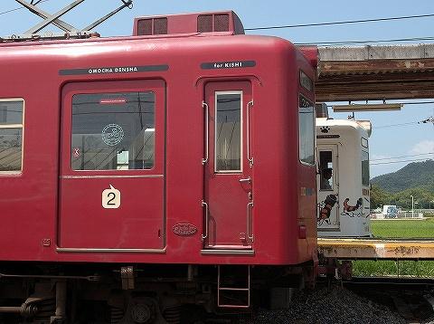 和歌山電鐵2270系@伊太祈曽'19.8.4
