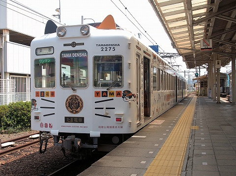 和歌山電鐵2275@和歌山'19.8.4
