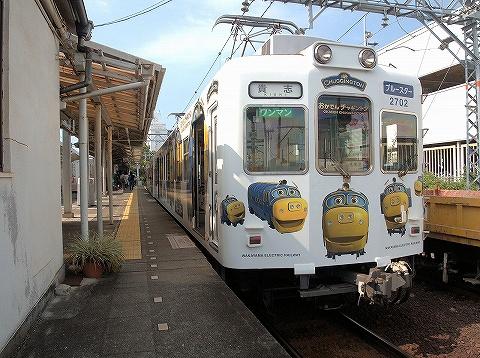 和歌山電鐵2702@和歌山'19.8.4