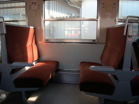 キハ40形ボックスシート'20.10.31