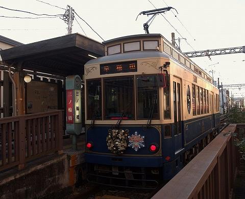 都電9000形@三ノ輪橋'19.12.18
