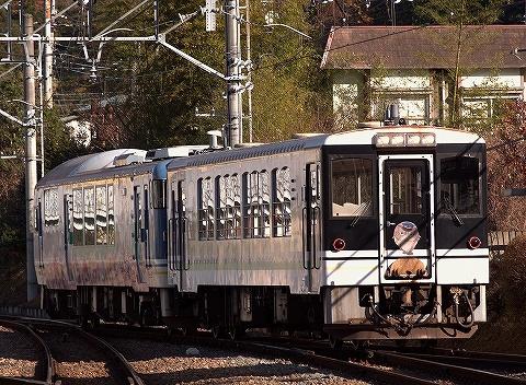 会津鉄道AT‐350形@鬼怒川温泉'19.12.8