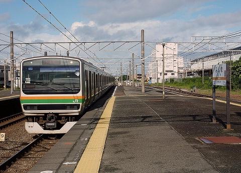 E231系@三島'19.7.27