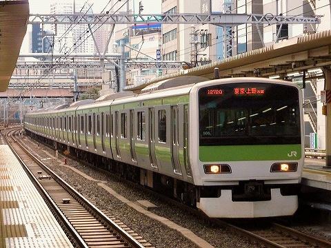 E231系@浜松町'20.1.2