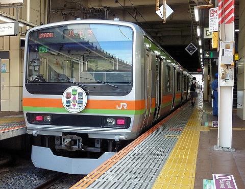 E231系@川越'20.8.18