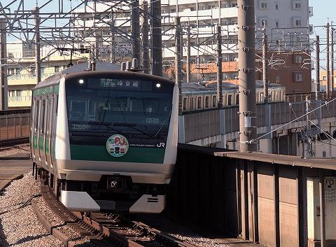 E233系@浮間舟渡'20.10.25