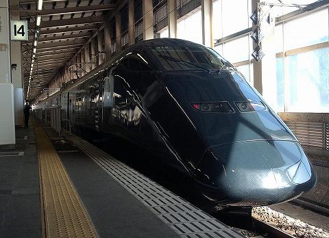 現美新幹線とき451号@越後湯沢'20.9.5