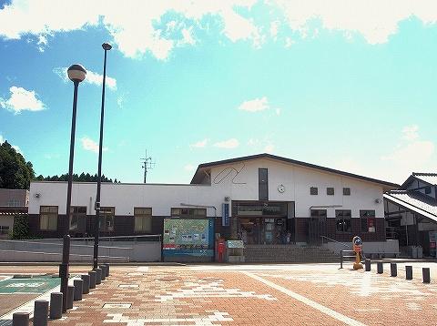 穴水駅舎'19.6.25