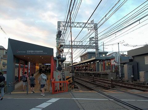 伏見稲荷駅舎'19.9.14