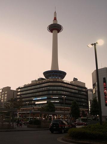 京都タワー'19.9.15