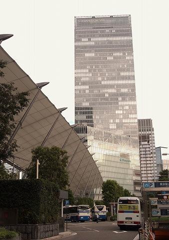 東京駅高速バスターミナル'19.9.19