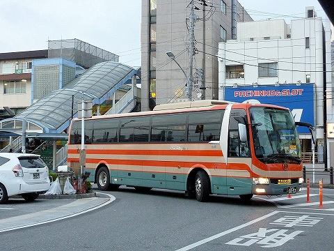 小湊鐡道バス@蘇我駅東口'19.11.25
