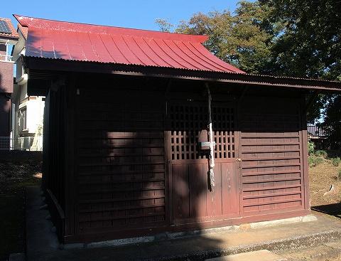 大牧氷川女体神社'20.10.25